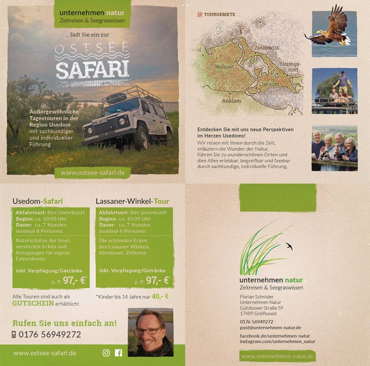 Flyer Usedom